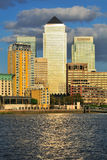 Skyscrapers in London business district Stock Photo