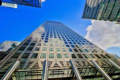 Skyscrapers in London Royalty Free Stock Photography