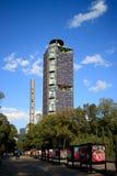 Skyscrapers in Mexico City Stock Photos