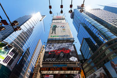 Skyscrapers Midtown Manhattan  New York City Stock Photos