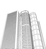Skyscrapers - 15 Royalty Free Stock Photography
