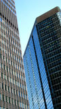 Skyscrapers in Montreal Stock Images