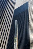 Skyscrapers of New York City Stock Images