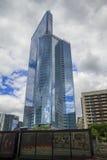 Skyscrapers in Paris - La Defanse Royalty Free Stock Images