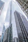 The Skyscrapers of Philadelphia - modern office buildings - PHILADELPHIA - PENNSYLVANIA - APRIL 6, 2017 Stock Photo