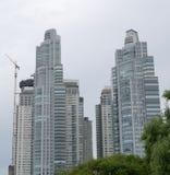 Skyscrapers in Puerto Madero neighborhood. Buenos Aires Stock Image
