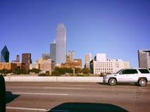 Skyscrapers. Road trip thru Dallas Stock Photos