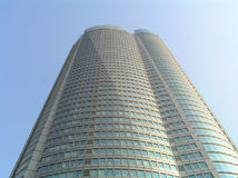 Skyscrapers - Roppongi Hills. Roppongi Hills (六本木) - one of the newest Skyscrapers in Tokyo Japan stock photos