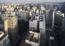 Skyscrapers in São Paulo, Brazil. Stock Image