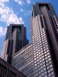 Skyscrapers. Tokyo Royalty Free Stock Photos