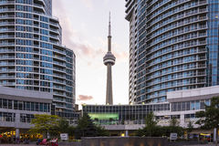 Skyscrapers in Toronto Stock Images