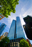 Skyscrapers Under Sky In Melbourne Australia Royalty Free Stock Images
