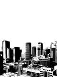Skyscrapers. Vector Stock Photo