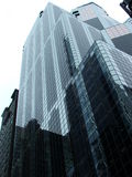 skyscrapper 免版税库存照片