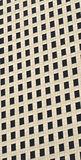 Skyscrapper closeup Royalty Free Stock Image