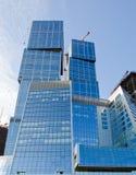 Skyscrapper de bureau Image libre de droits