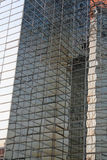 Skyscrapper y configuración modernos la India Fotos de archivo libres de regalías