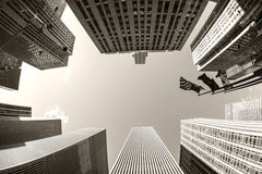 Skyscrappers Imagem de Stock Royalty Free