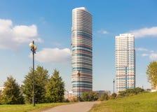 Skyscrappers Stock Afbeelding