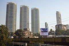Skyscrappers residenciais Imagens de Stock