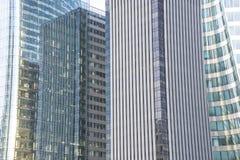 Skyscrapres Imagen de archivo libre de regalías
