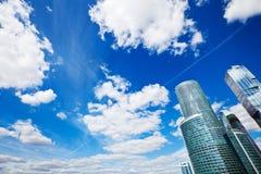Skyscrepers Fotografia Stock Libera da Diritti