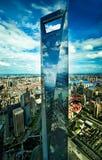 Skyskrapa Arkivfoto