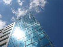 skyskrapa Fotografering för Bildbyråer