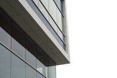 Skyskrapa för arkitektur för glass affär för byggnad för kontorsfasad modern Royaltyfri Bild