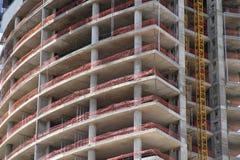 skyskrapa för lokal för airesbuenoskonstruktion Arkivbild