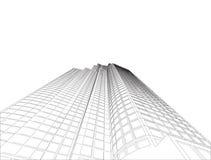 Skyskrapa - 5 Arkivbild