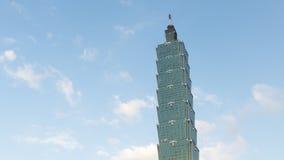 101 skyskrapa taipei Fotografering för Bildbyråer