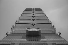 101 skyskrapa taipei Arkivbild
