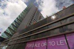 Skyskrapa till salu 2 Royaltyfri Foto