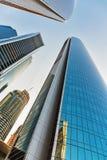 Skyskrapabyggnader Royaltyfria Bilder