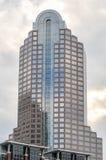 Skyskrapabyggnader Charlotte NC Royaltyfria Bilder