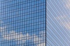 Skyskrapadetalj Fotografering för Bildbyråer