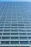 Skyskrapadetaljer Arkivfoto