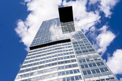 Skyskrapadetaljer Royaltyfria Bilder
