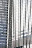 Skyskrapafasad Arkivfoto