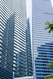 Skyskrapan, Singapore Royaltyfri Bild