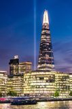 Skyskrapaskärvatorn i London Arkivfoto
