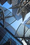 skyskrapor Royaltyfri Bild