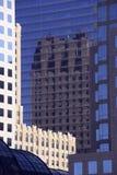 skyskrapor Arkivbild
