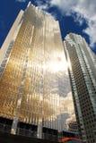 skyskrapor toronto Arkivbilder