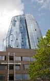 skyskrapor vilnius fotografering för bildbyråer