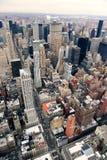 skyskrapor york för stadsmanhattan nya horisont Royaltyfri Fotografi