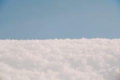 skysnow Arkivfoto