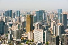 Skysrapers de Chengdu en luz del día Fotografía de archivo libre de regalías