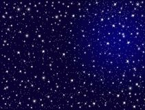 skystjärnor Royaltyfri Foto